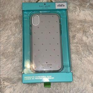 Late Spade ♠️ iPhone Case XR NWT